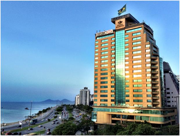 Majestic Palace Hotel - Florianópolis, SC
